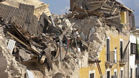 All about the Indonesian earthquake