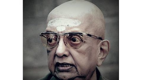 The life and death of Cho Ramaswamy