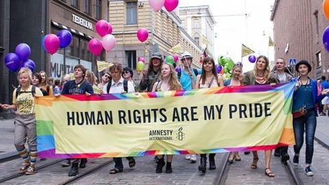 Celebrating Human Rights Day in India