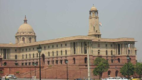 Govt rushes to clear GST related bills