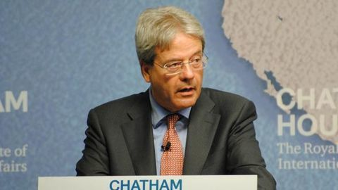 Paolo Gentiloni appointed new Italian PM