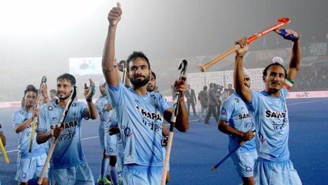India defeat South Africa at the Hockey Junior World Cup