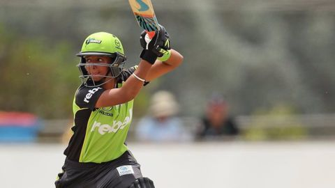 Harmanpreet guides Sydney Thunders to a win