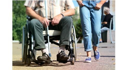 Overhaul of legislation for people with disabilities