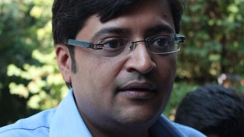 Goswami's venture to be called 'Republic'
