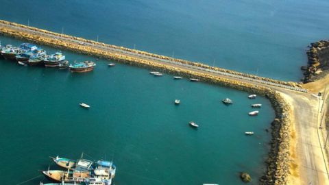 On terrorism and trade linkage through Chabahar port