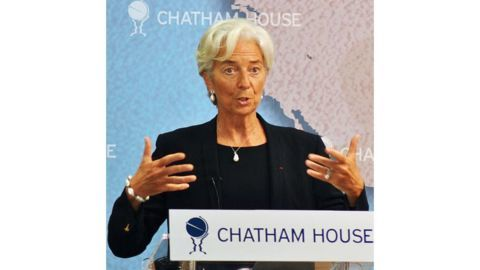 IMF head Christine Lagarde will hear French court verdict today