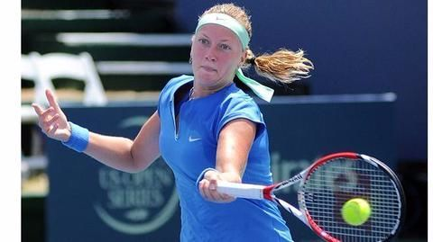 Injured Kvitova out for a minimum of three months