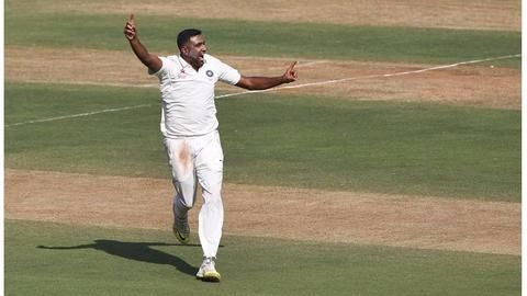 Ashwin named ICC's Cricketer and Test Cricketer of the Year