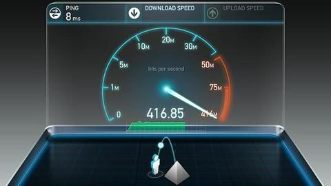 Slow internet speed and security plagues India