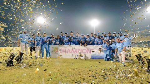 India U-19 cricket team