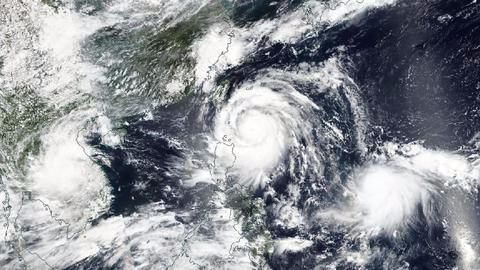 Philippines on red alert; Nock-Ten typhoon heading its way