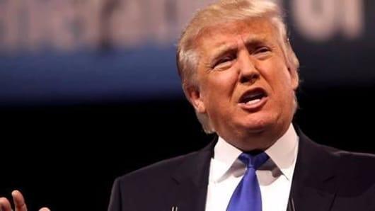 Trump said to dissolve charitable foundation