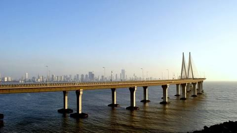 Mumbai's Trans-Harbour link inaugurated by PM