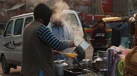 What's up with Delhi today?