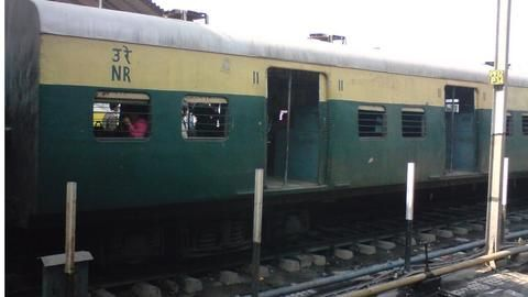 Railway schedule goes for a toss due to fog