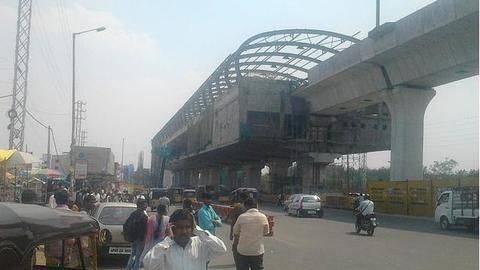Ghaziabad metro faces funding troubles