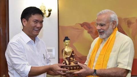 Arunachal, the first NE state to get full-fledged BJP government