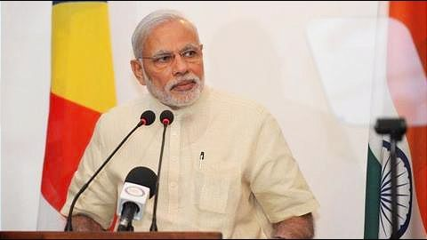 PM Modi's New Year's Eve address