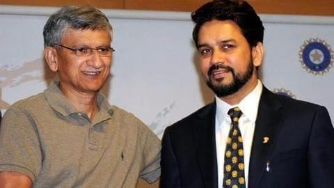 Supreme Court sacks Anurag Thakur, Ajay Shirke