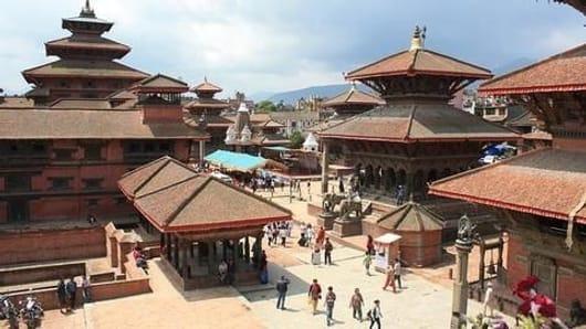 For NYE in Kathmandu - India steps in!
