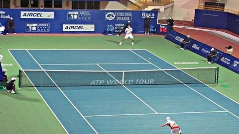 22nd edition of the Chennai Open commences
