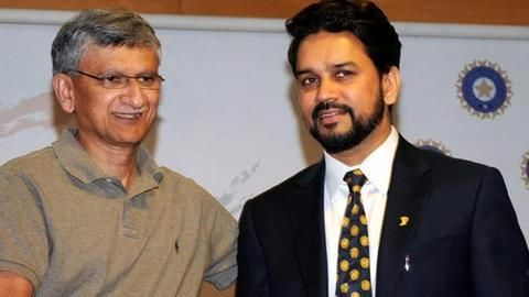 Supreme Court removes top brass of the BCCI