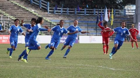 SAFF Women's Championship: India to face Bangladesh in finals