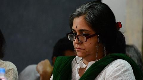 Teesta Setalvad, spouse chargesheeted for FCRA violation