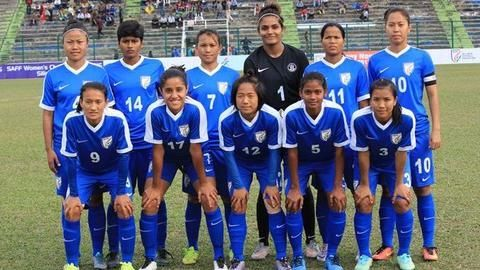 Indian women clinch 4th straight SAFF championship title