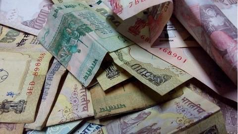 97% of banned notes were deposited in banks