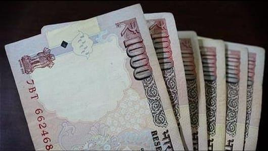 Post-demonetization deposits in cooperative banks