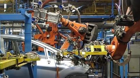 How robots threaten Trump's Ford plant victory