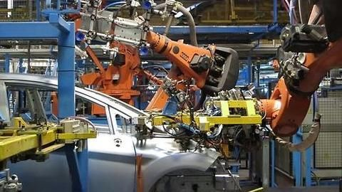 Automobile sector biggest buyers of robots
