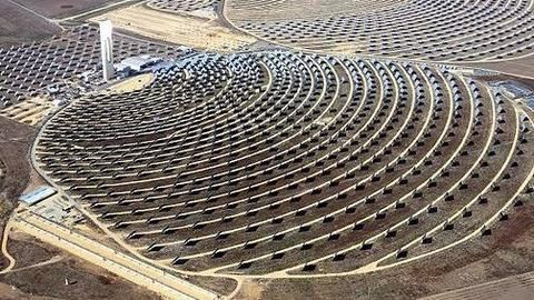World's tallest solar tower in Israel