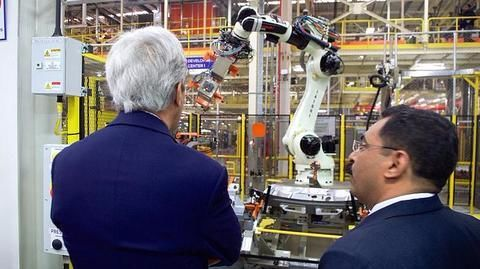 Automation not limited to automobile sector