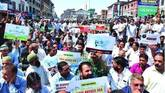 Protests to save Article 35A disrupts life in Kashmir valley