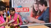 Indian student numbers at UK universities fall sharply: Report