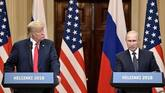"""Trump-Putin to meet next year, after Moscow interference """"witch-hunt"""" over"""