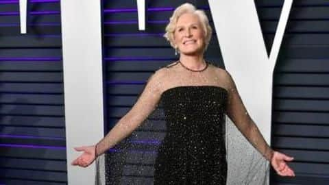 Hollywood's Glenn Close becomes most-nominated actor not winning any Oscar