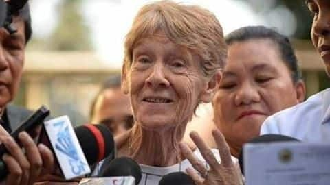 Australian nun to leave Philippines after fight with President Duterte