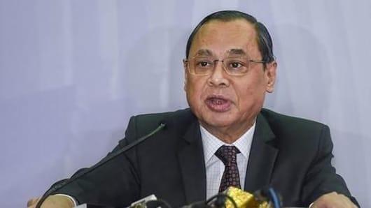 HC judges receive fake calls from 'CJI Gogoi'