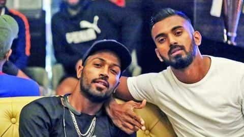 Mumbai Police teaches Pandya, Rahul the definition of a 'gentleman'