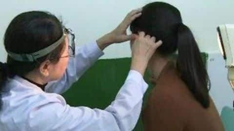 Chinese woman has rare hearing loss, can't hear men's voices