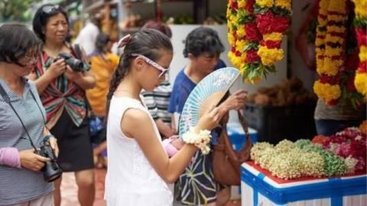 India among Asia's top-10 destinations for Chinese tourists