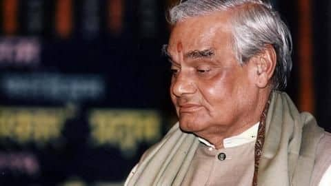 Vajpayee's ashes immersed in Bay of Bengal in Chennai