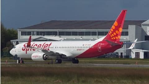 SpiceJet planning to spread wings, considering partnership with US companies