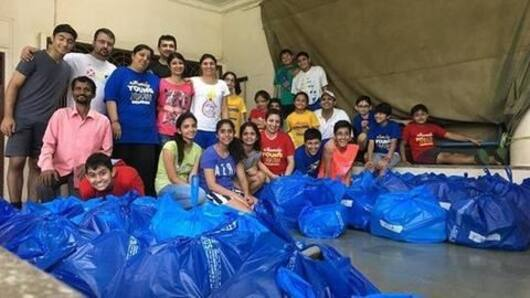 Parsi children acquire nearly 15,000 vessels for charity