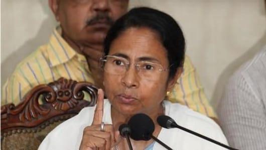 'Does loving Hindus mean hating Muslims?' asks Mamata