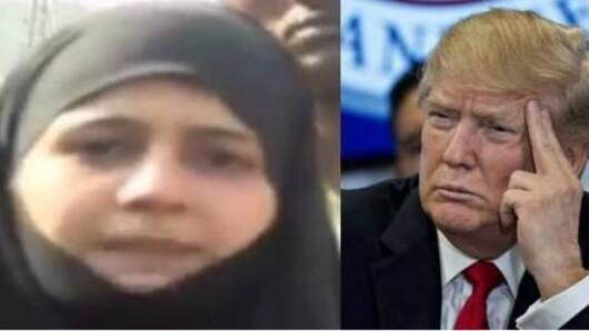 This Pakistani woman claims to be Trump's daughter